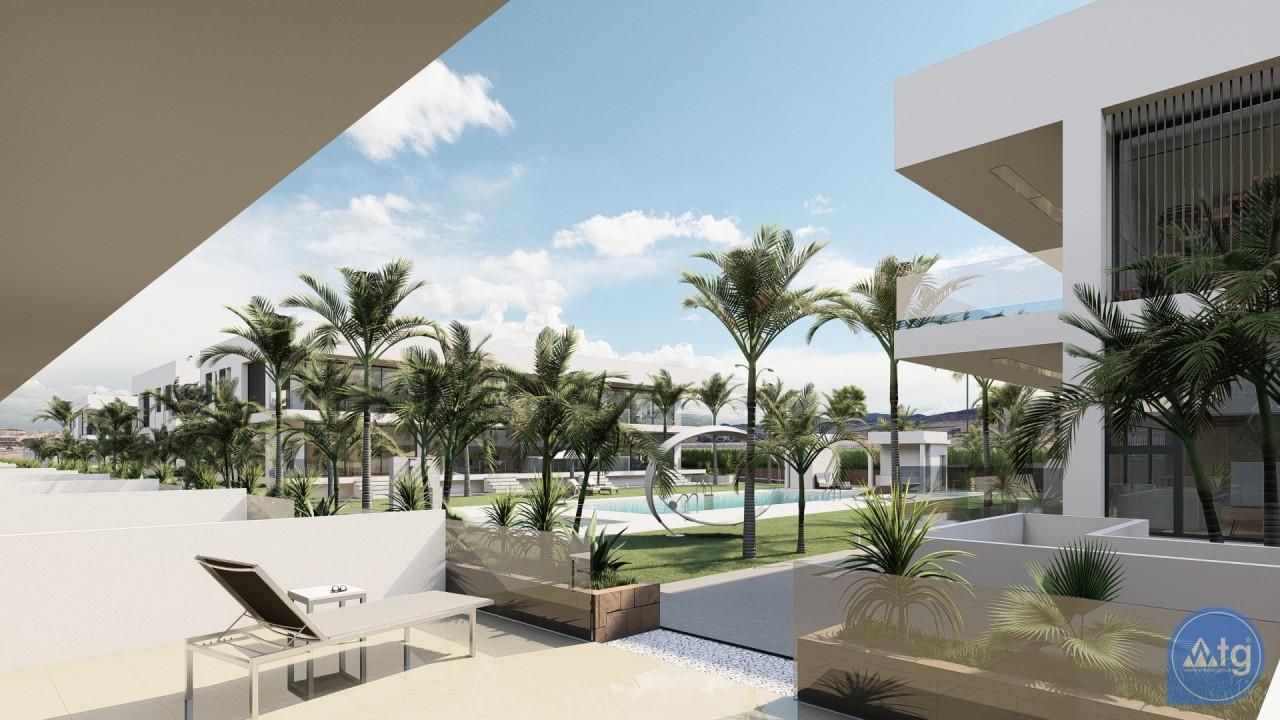 3 bedroom Apartment in Mar de Cristal  - CVA118748 - 2