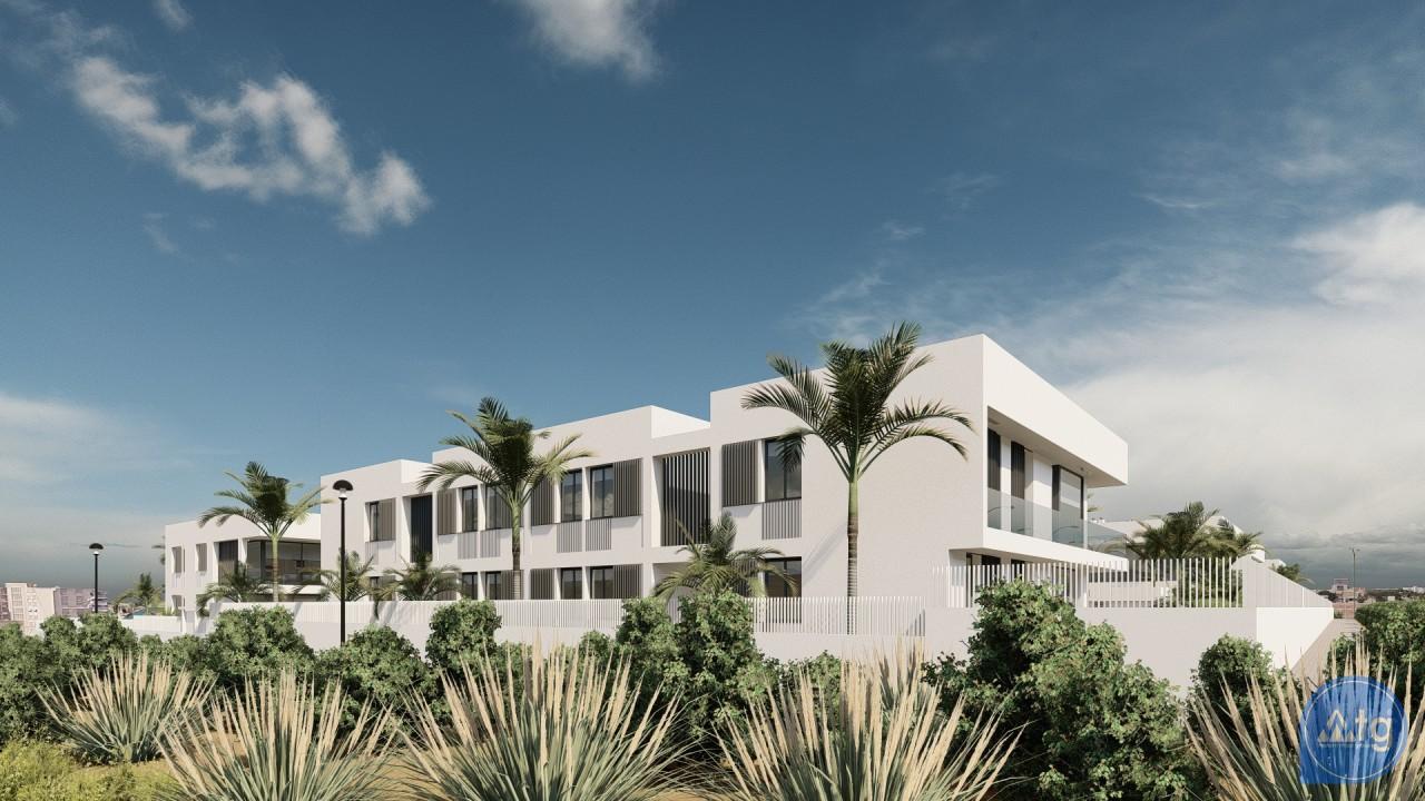 3 bedroom Apartment in Mar de Cristal  - CVA118748 - 8