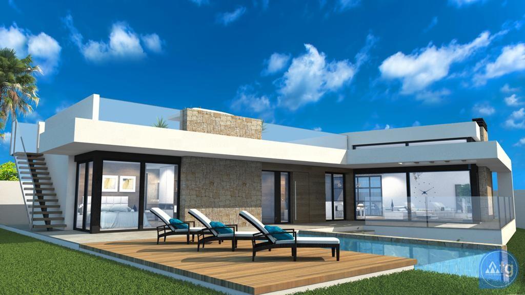 3 bedroom Apartment in Mar de Cristal  - CVA115784 - 1