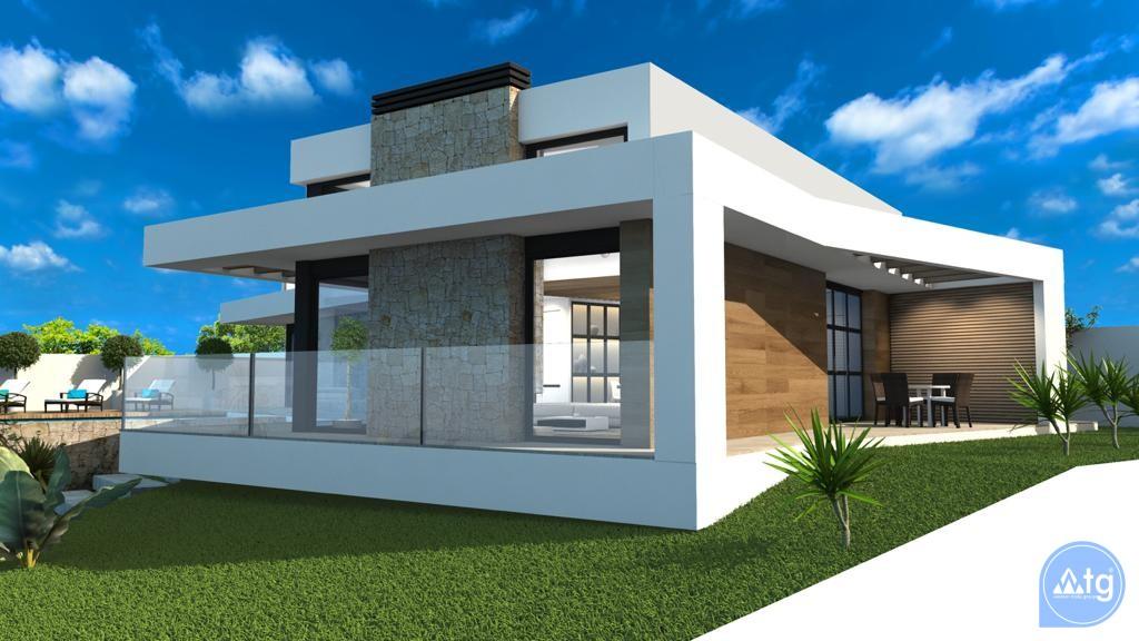 3 bedroom Apartment in Mar de Cristal  - CVA115784 - 2