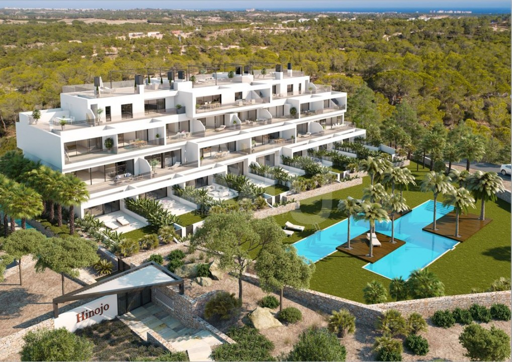 2 bedroom Apartment in Murcia  - OI7419 - 2