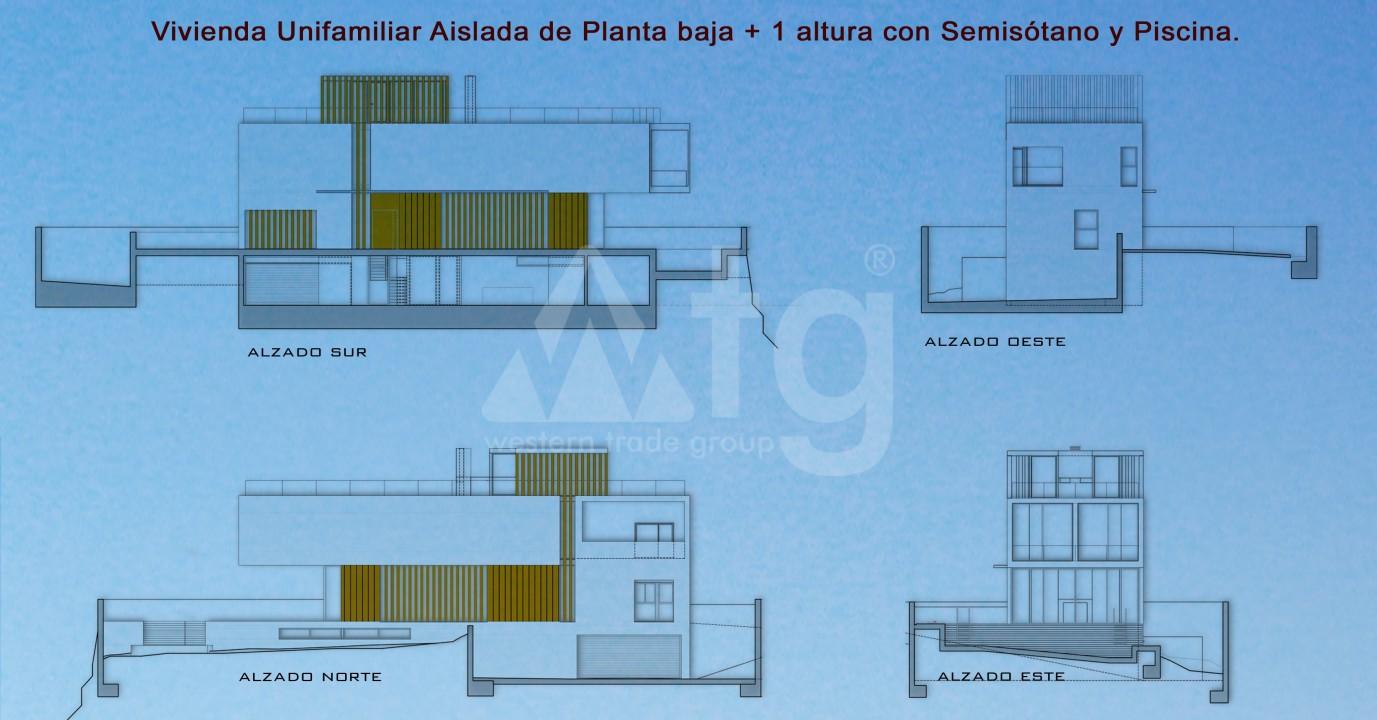 2 bedroom Apartment in Orihuela  - AGI115702 - 6