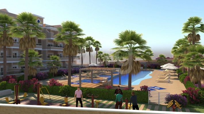 3 bedroom Apartment in Orihuela  - AGI8464 - 2