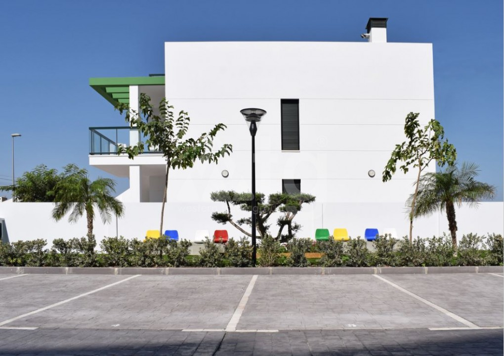 2 bedroom Apartment in Pilar de la Horadada - SR7395 - 10