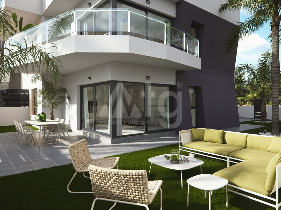 2 bedroom Apartment in Playa Flamenca - TR7304 - 1