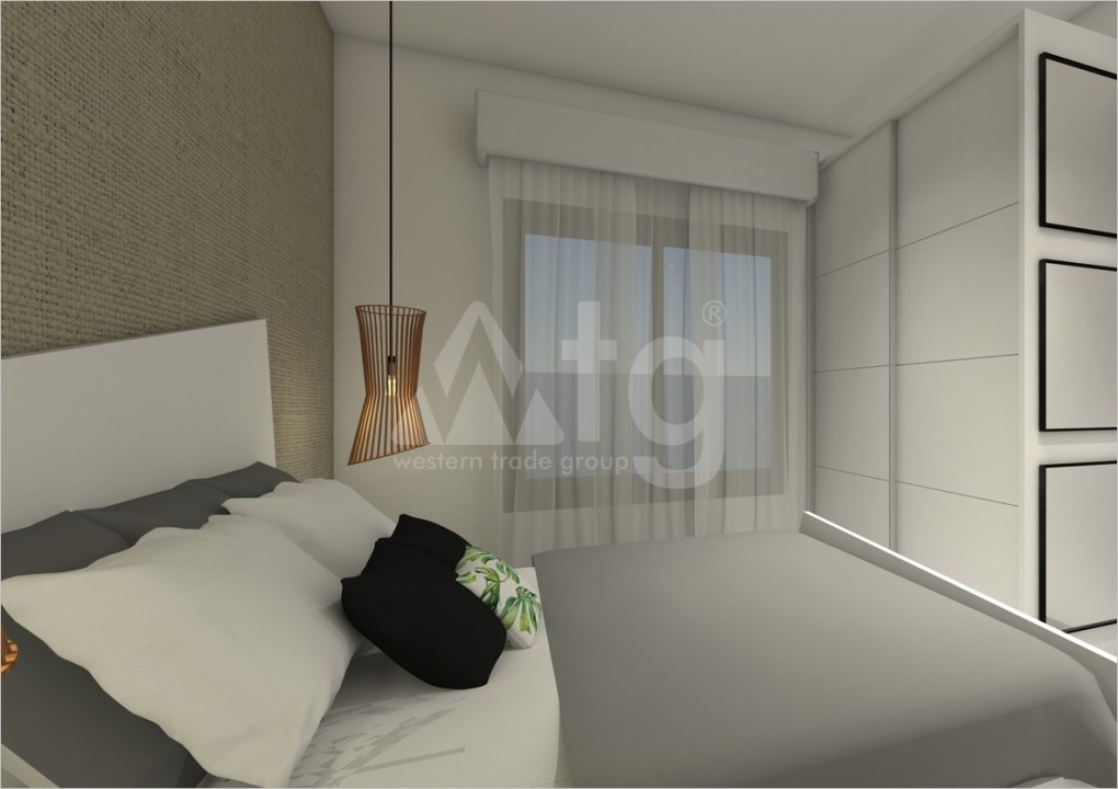 2 bedroom Apartment in Playa Flamenca - TR7304 - 4