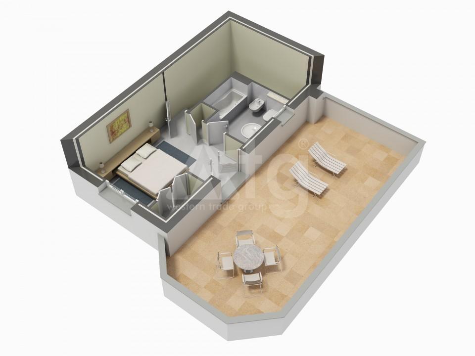2 bedroom Apartment in Playa Flamenca  - TM117548 - 14