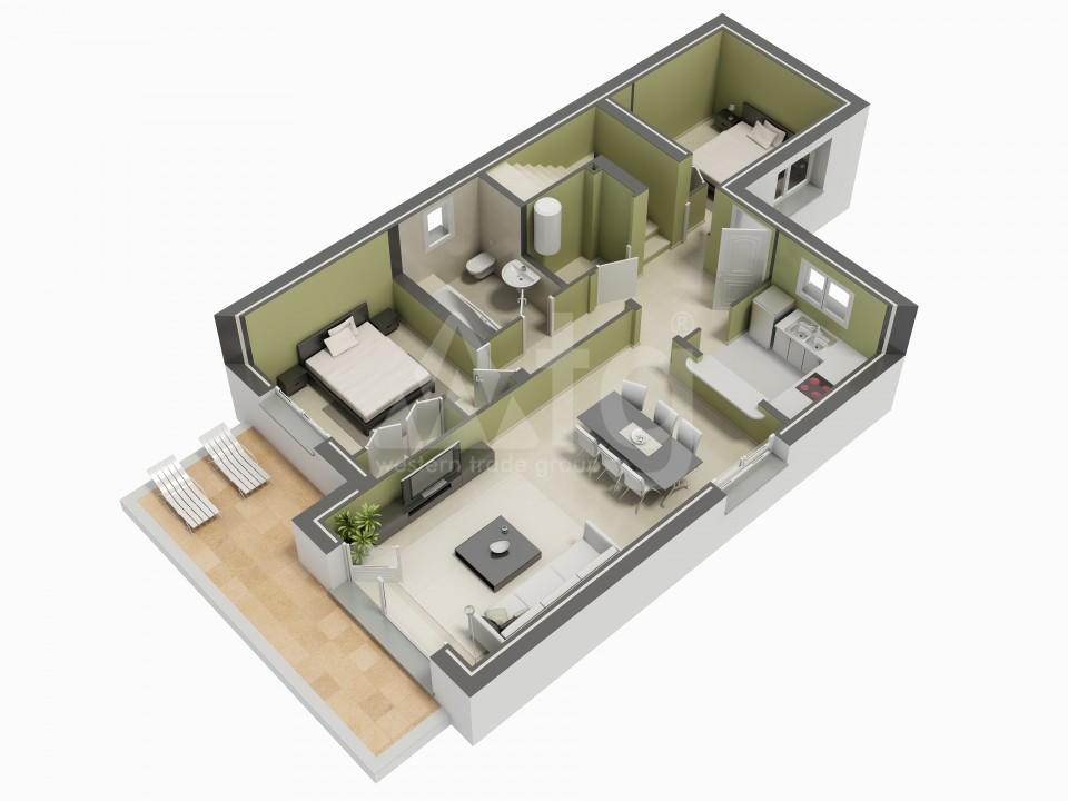 2 bedroom Apartment in Playa Flamenca  - TM117548 - 15