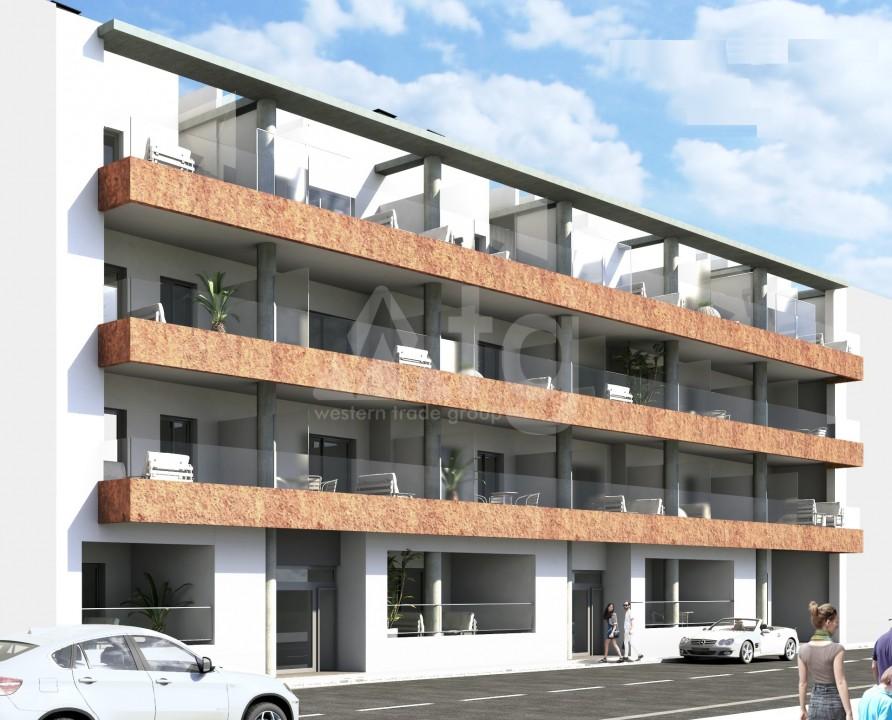 3 bedroom Apartment in Santa Pola - US8344 - 1