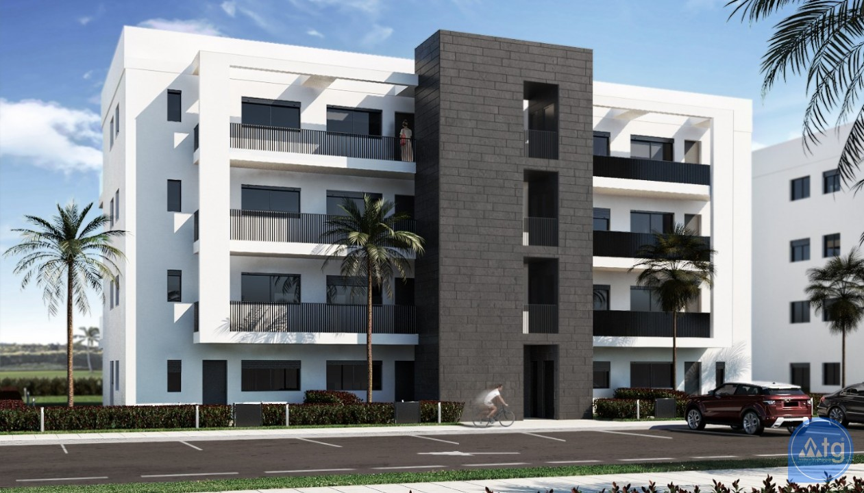 3 bedroom Apartment in Torrevieja - AG9056 - 1