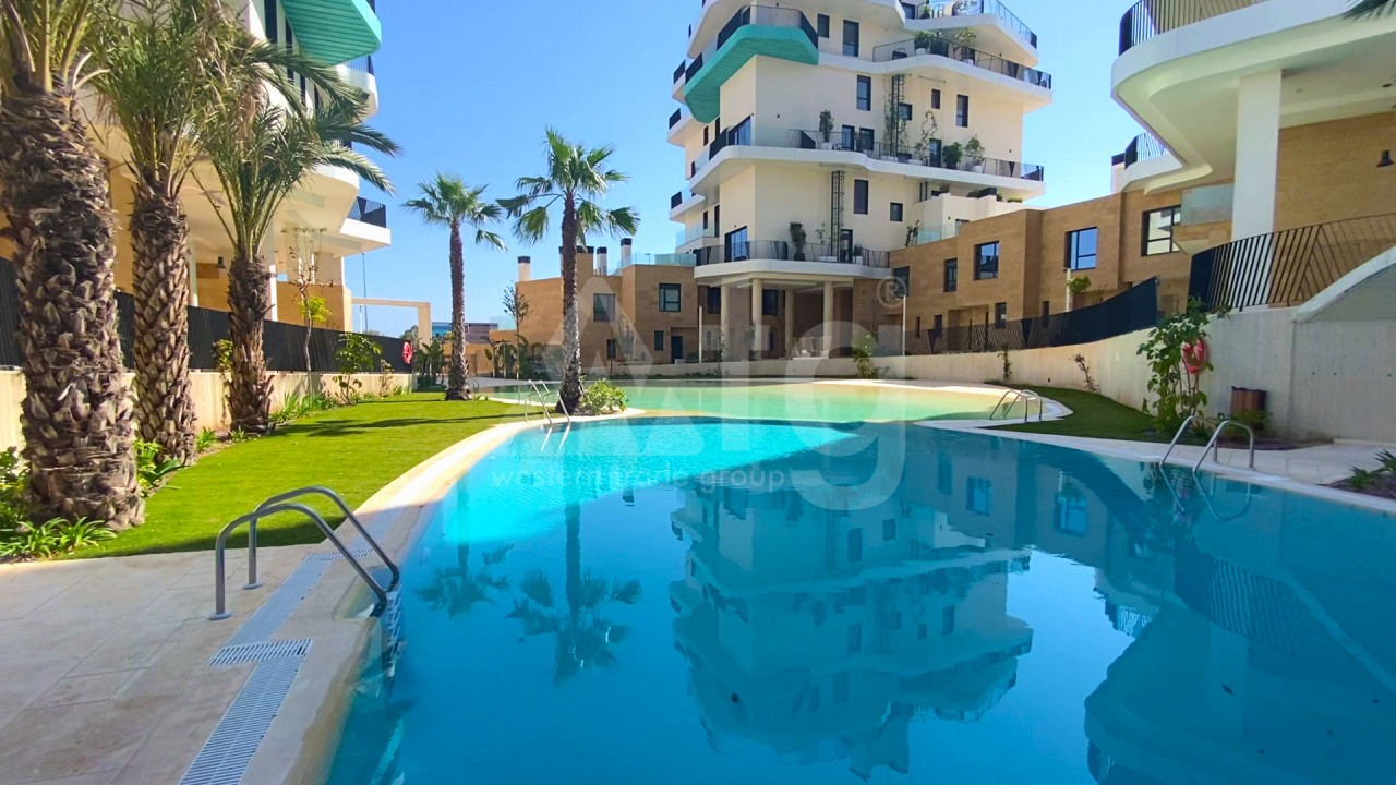 4 bedroom Apartment in Torrevieja  - AG9492 - 9