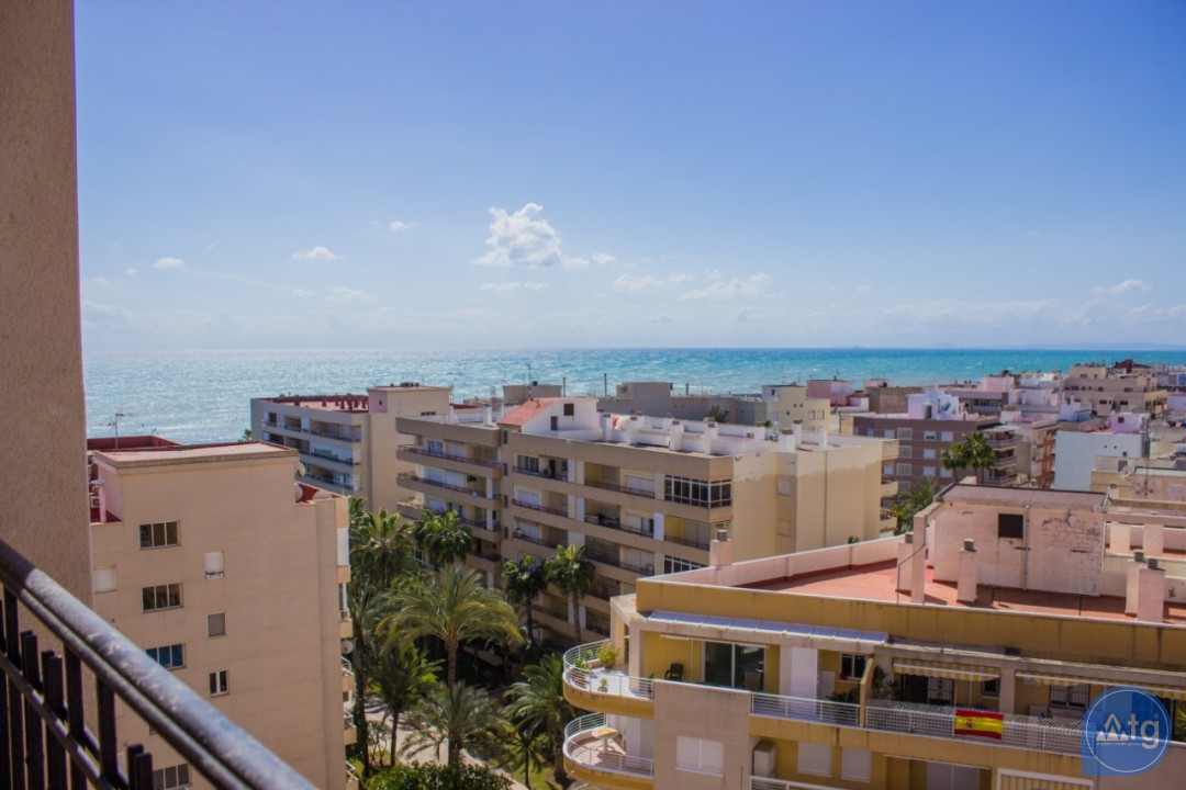 2 bedroom Apartment in Torrevieja - AG4211 - 1
