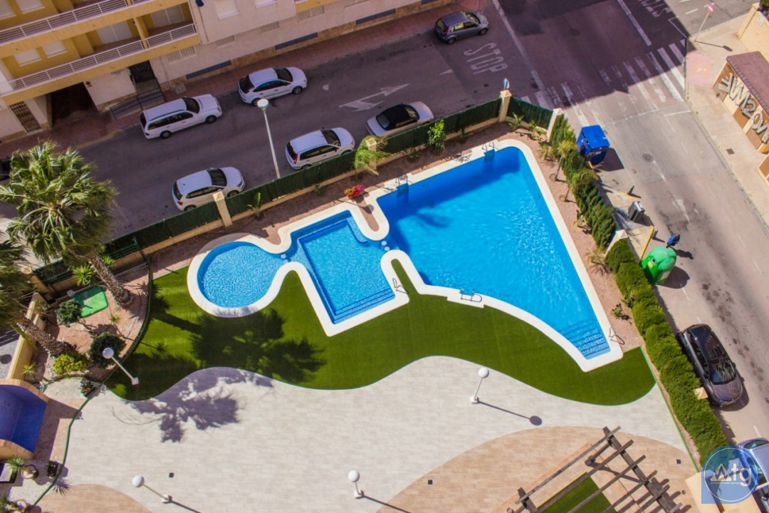 2 bedroom Apartment in Torrevieja - AG4211 - 2