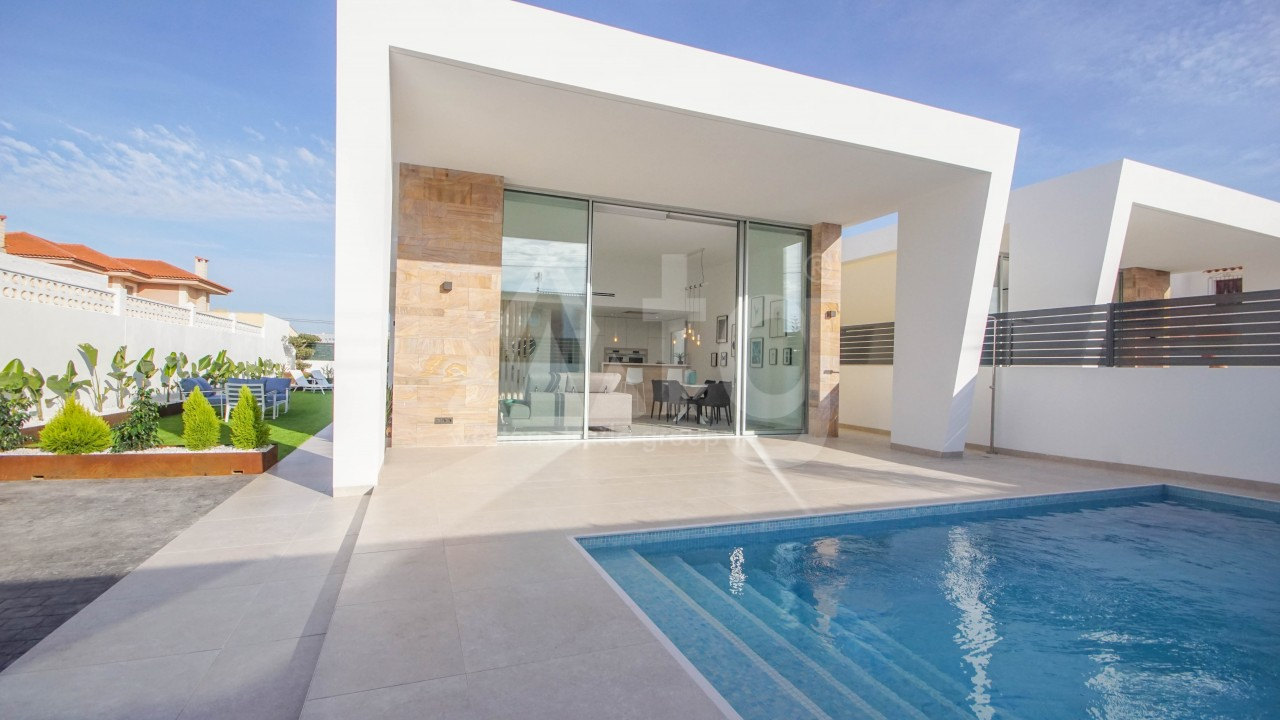 2 bedroom Apartment in Torrevieja - AG4340 - 1