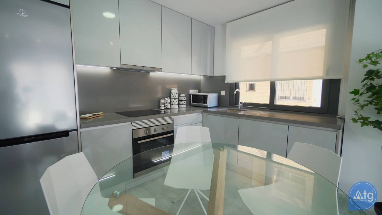 1 bedroom Apartment in Torrevieja - AG5916 - 12