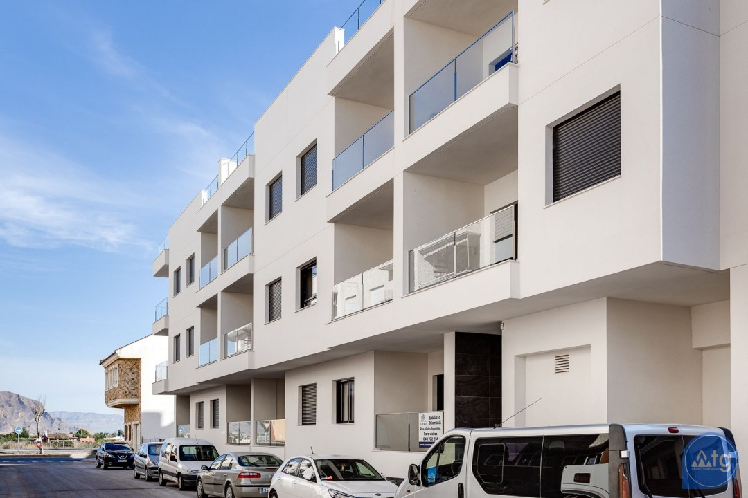 3 bedroom Apartment in Torrevieja  - AG6160 - 1