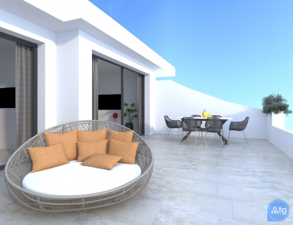 3 bedroom Apartment in Torrevieja - AG7045 - 2