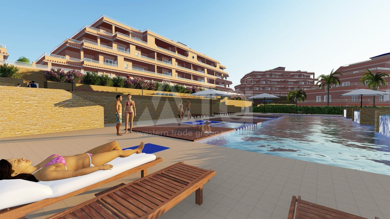 1 bedroom Apartment in Torrevieja  - AG9583 - 1