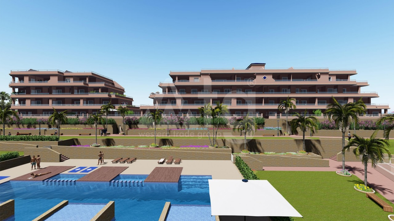 1 bedroom Apartment in Torrevieja  - AG9583 - 7