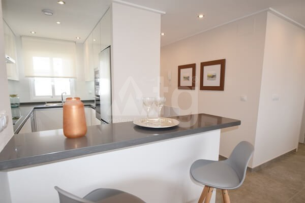 1 bedroom Apartment in Torrevieja  - AG9583 - 9