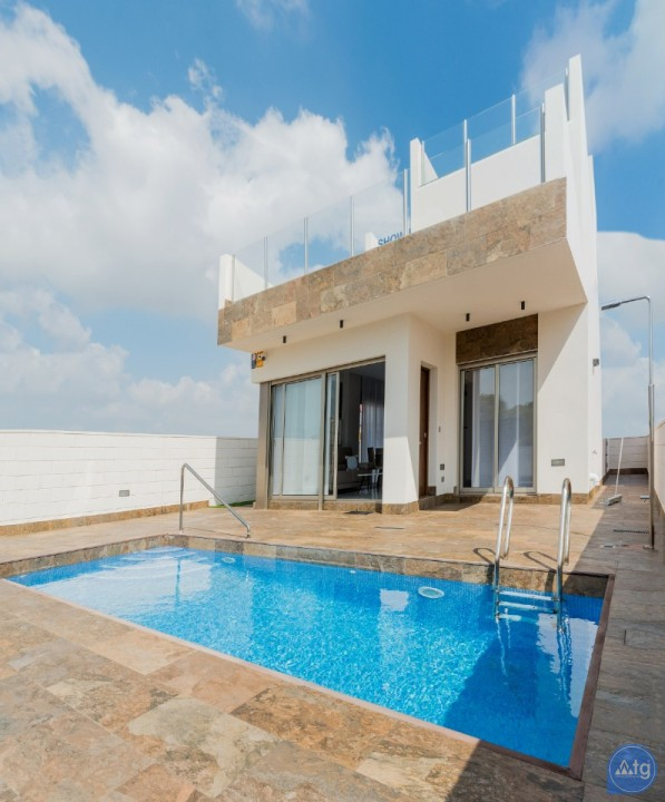 2 bedroom Apartment in Torrevieja - AG2900 - 1