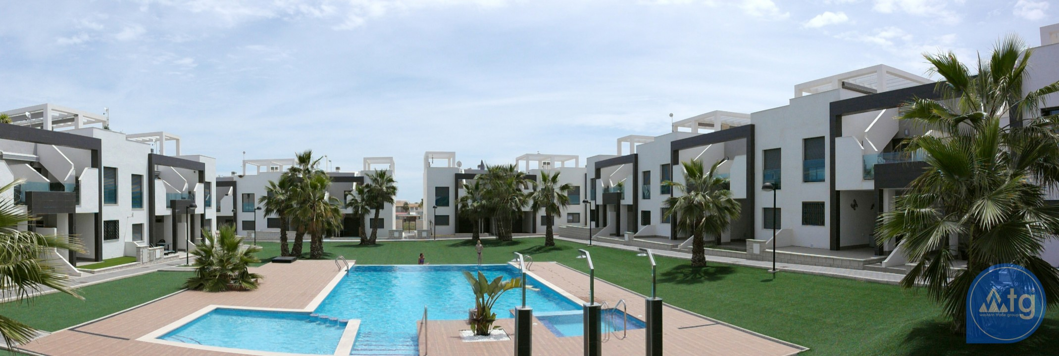 1 bedroom Apartment in Torrevieja - AG4263 - 12