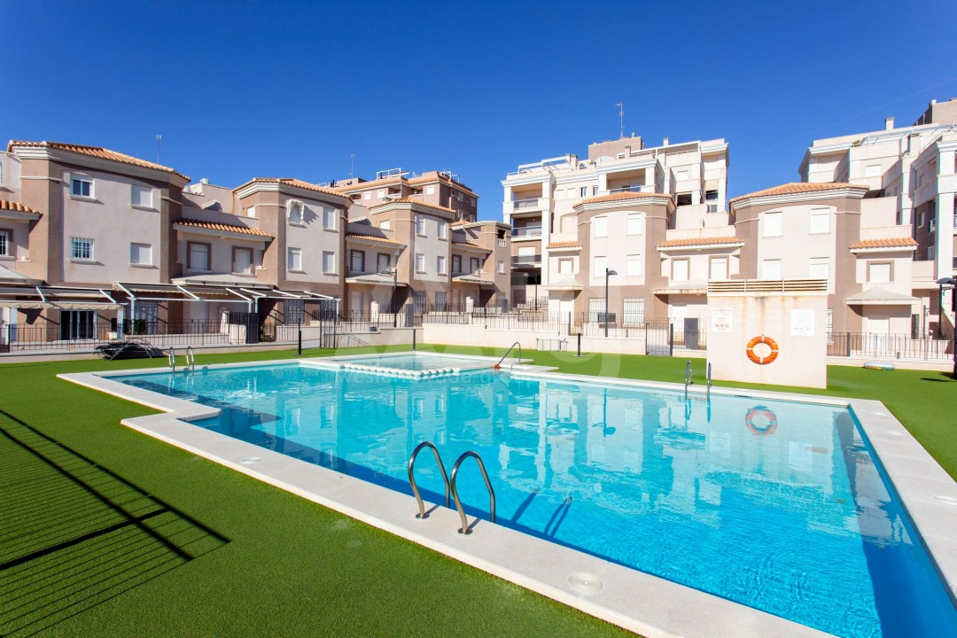 2 bedroom Apartment in Torrevieja  - AG9319 - 1