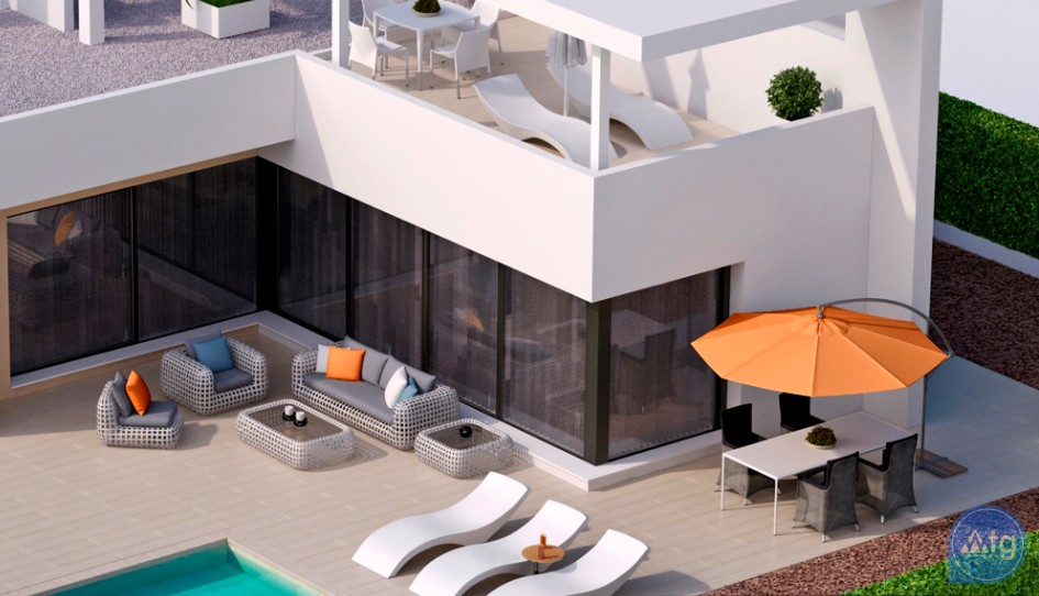 3 bedroom Apartment in Torrevieja - AG9533 - 14