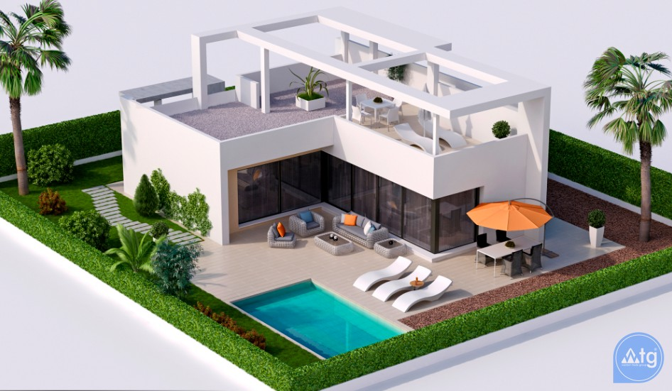 3 bedroom Apartment in Torrevieja - AG9533 - 15