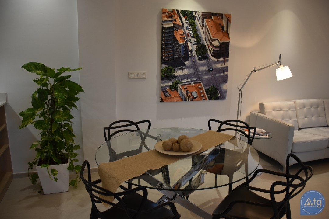 3 bedroom Apartment in Torrevieja - AG9533 - 4