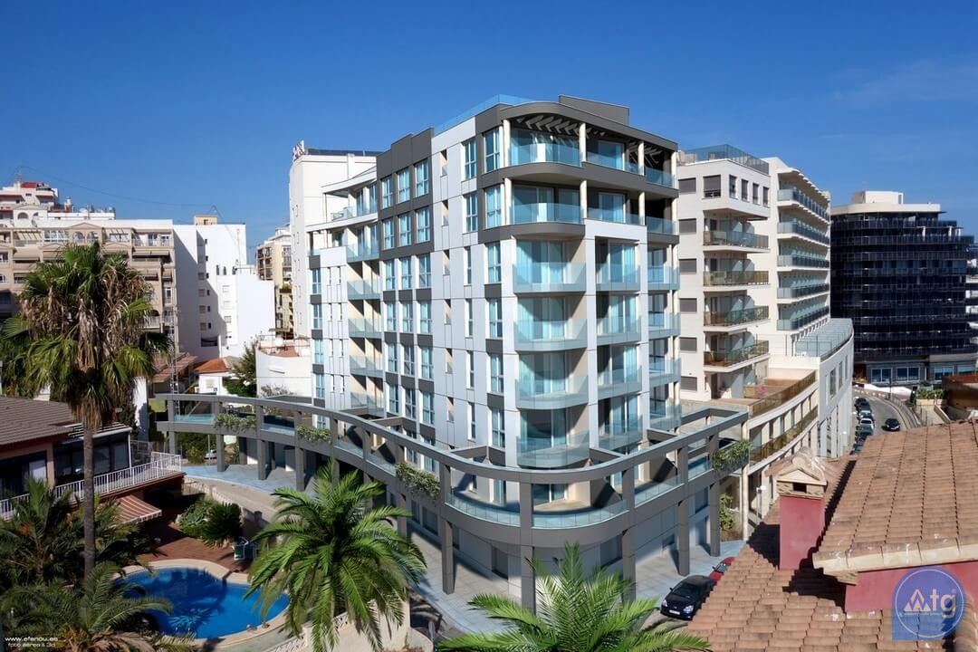 1 bedroom Apartment in Torrevieja  - W3898 - 1