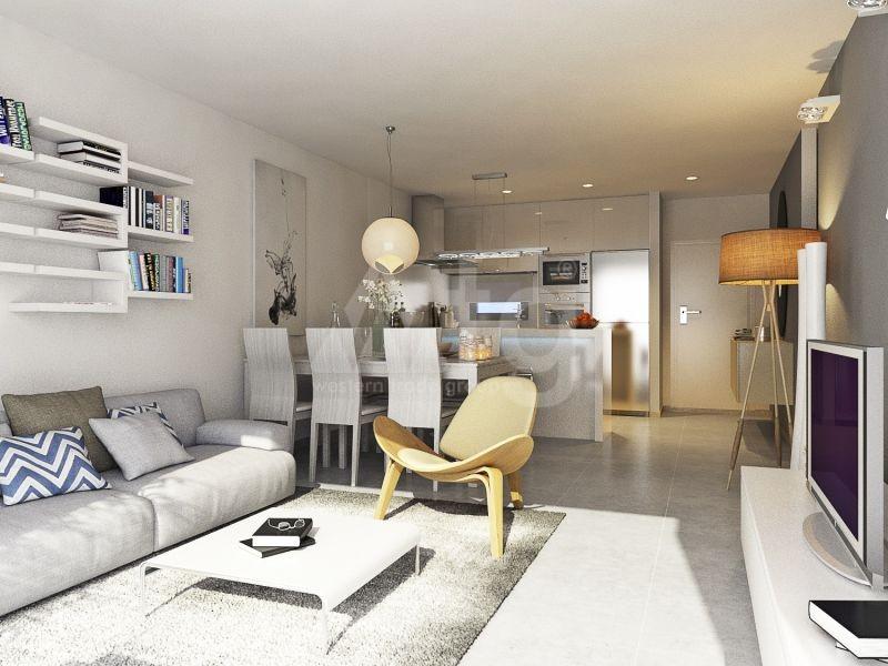 2 bedroom Apartment in Villajoyosa  - QUA8616 - 5