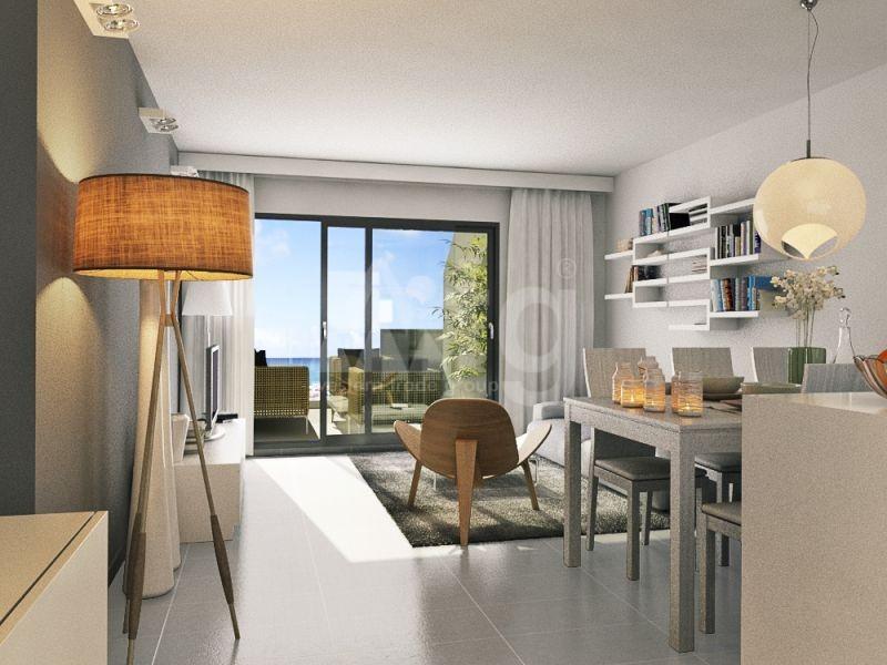 2 bedroom Apartment in Villajoyosa  - QUA8616 - 6