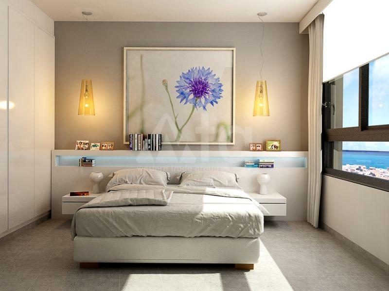 2 bedroom Apartment in Villajoyosa  - QUA8616 - 8