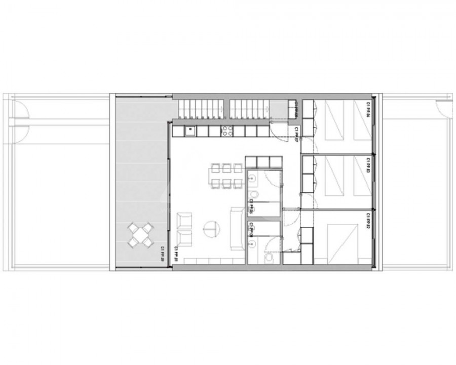 2 bedroom Apartment in Villamartin  - GB7793 - 17