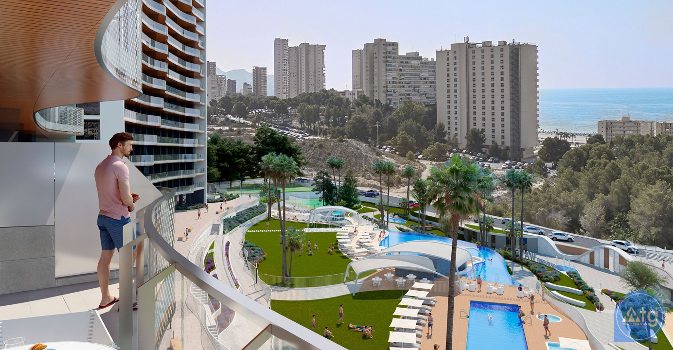 2 bedroom Apartment in Benidorm  - TM117034 - 14