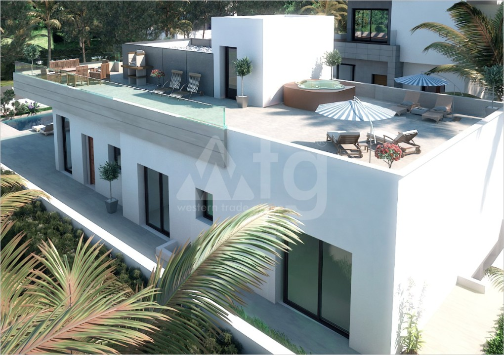 2 bedroom Apartment in Dehesa de Campoamor - TR7282 - 5