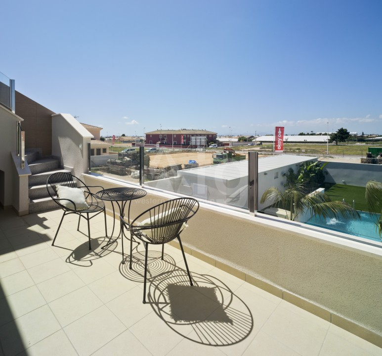 3 bedroom Apartment in Pilar de la Horadada  - OK6013 - 1