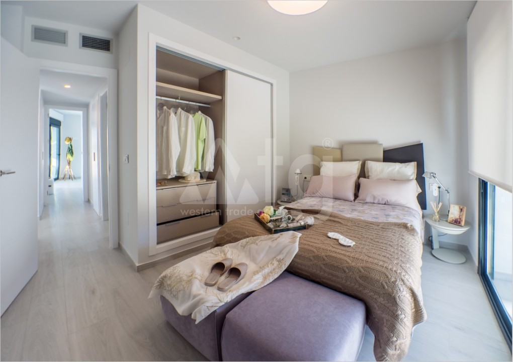 2 bedroom Apartment in Playa Flamenca - TR7308 - 9