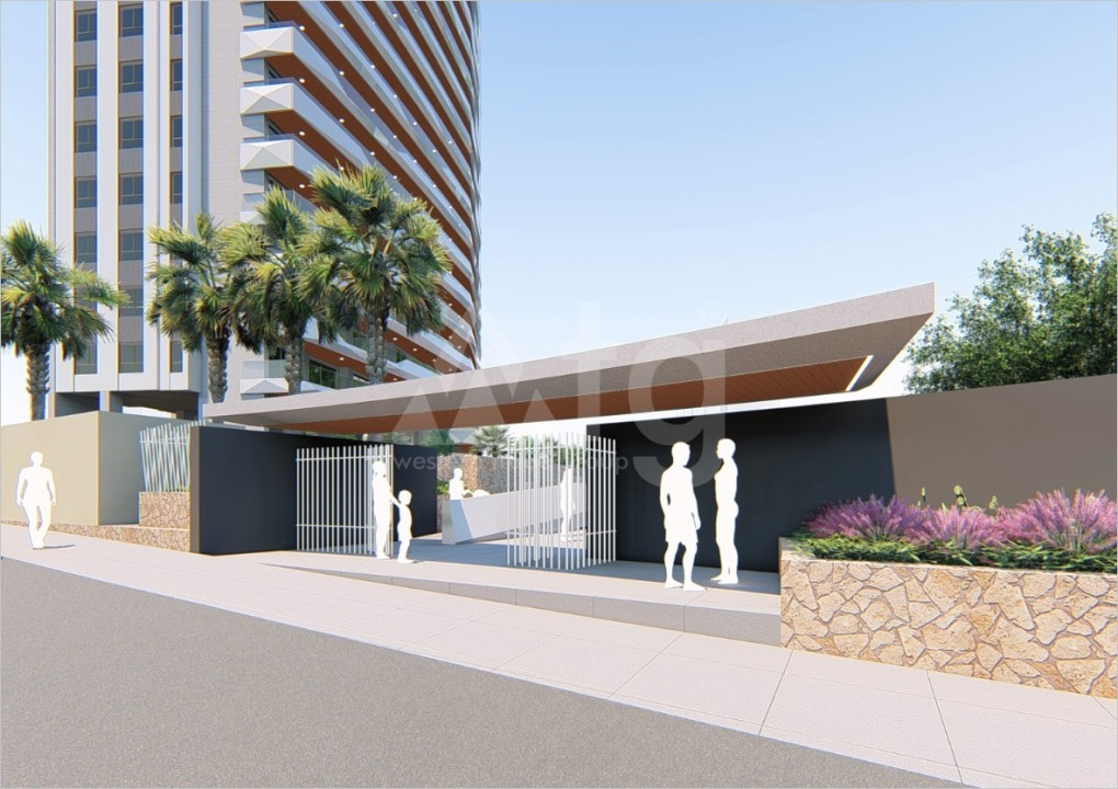 3 bedroom Apartment in Playa Flamenca - TR7315 - 13
