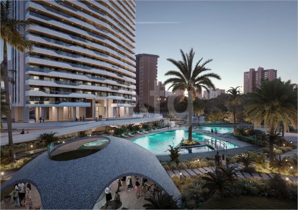 3 bedroom Apartment in Playa Flamenca - TR7315 - 7