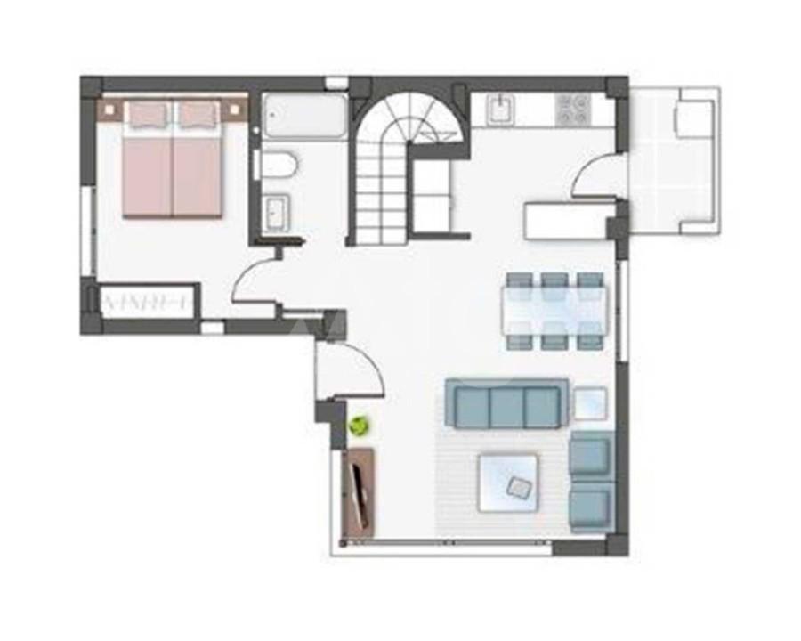 2 bedroom Apartment in San Pedro del Pinatar - OK8075 - 10