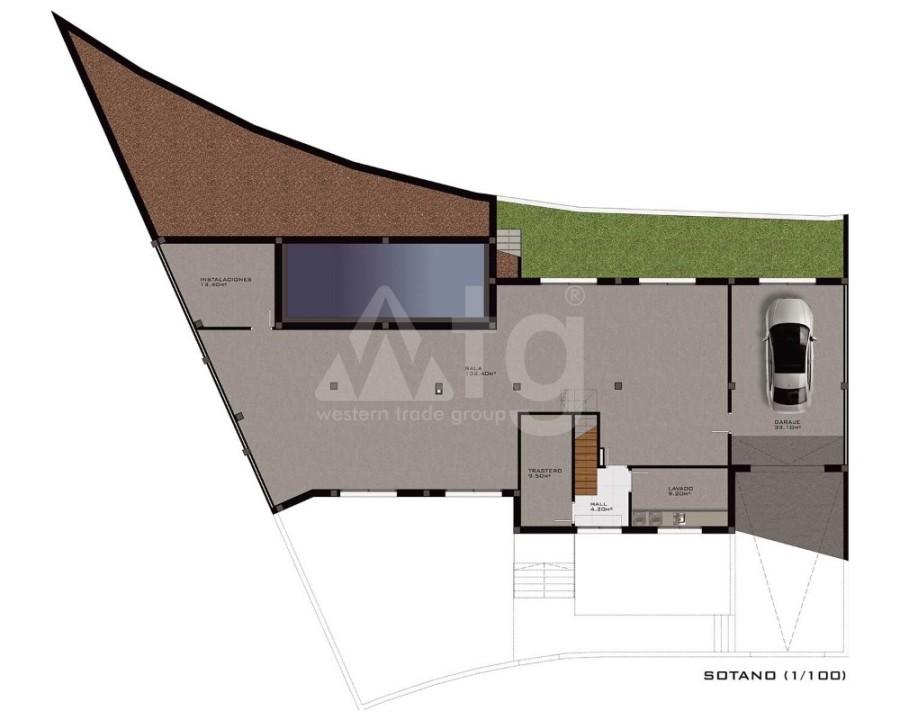 3 bedroom Apartment in San Pedro del Pinatar  - OK8077 - 5