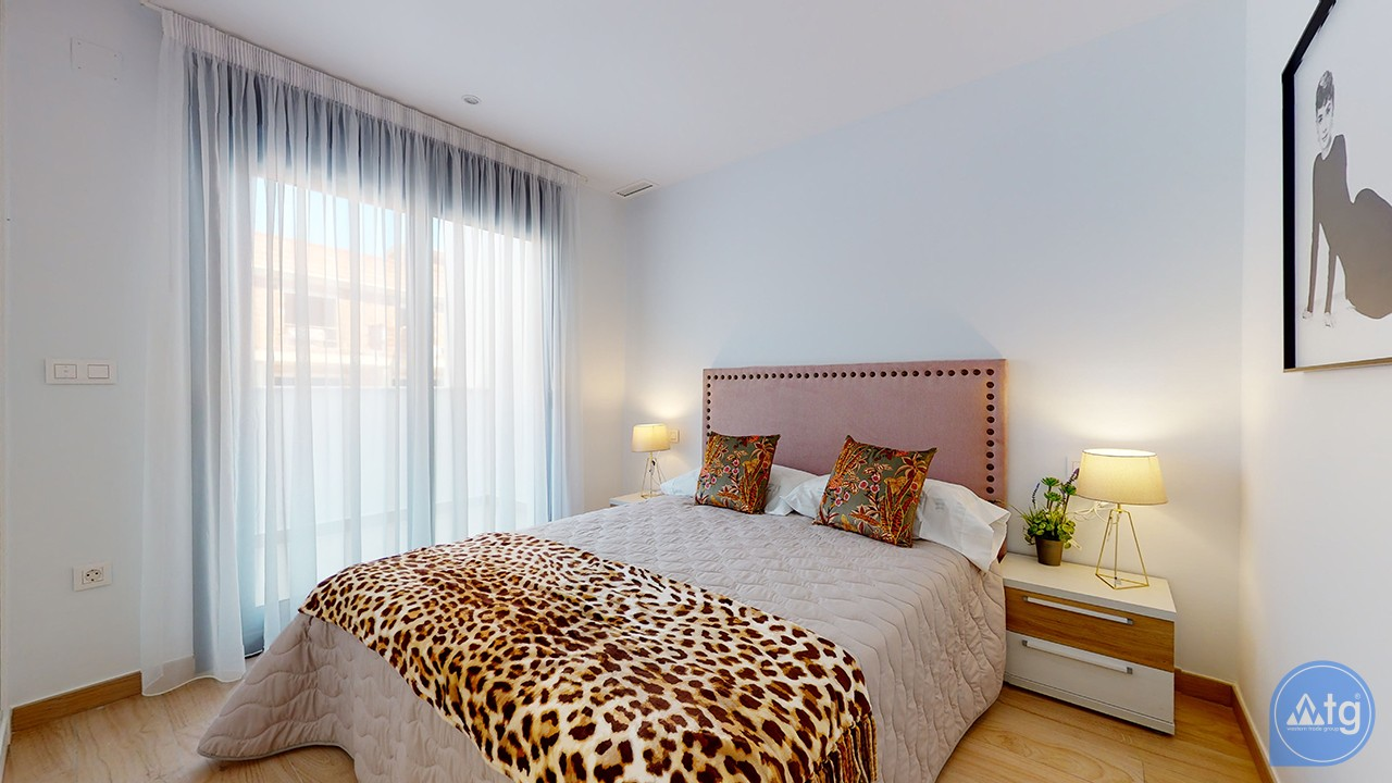 4 bedroom Apartment in Torrevieja - AG4280 - 14