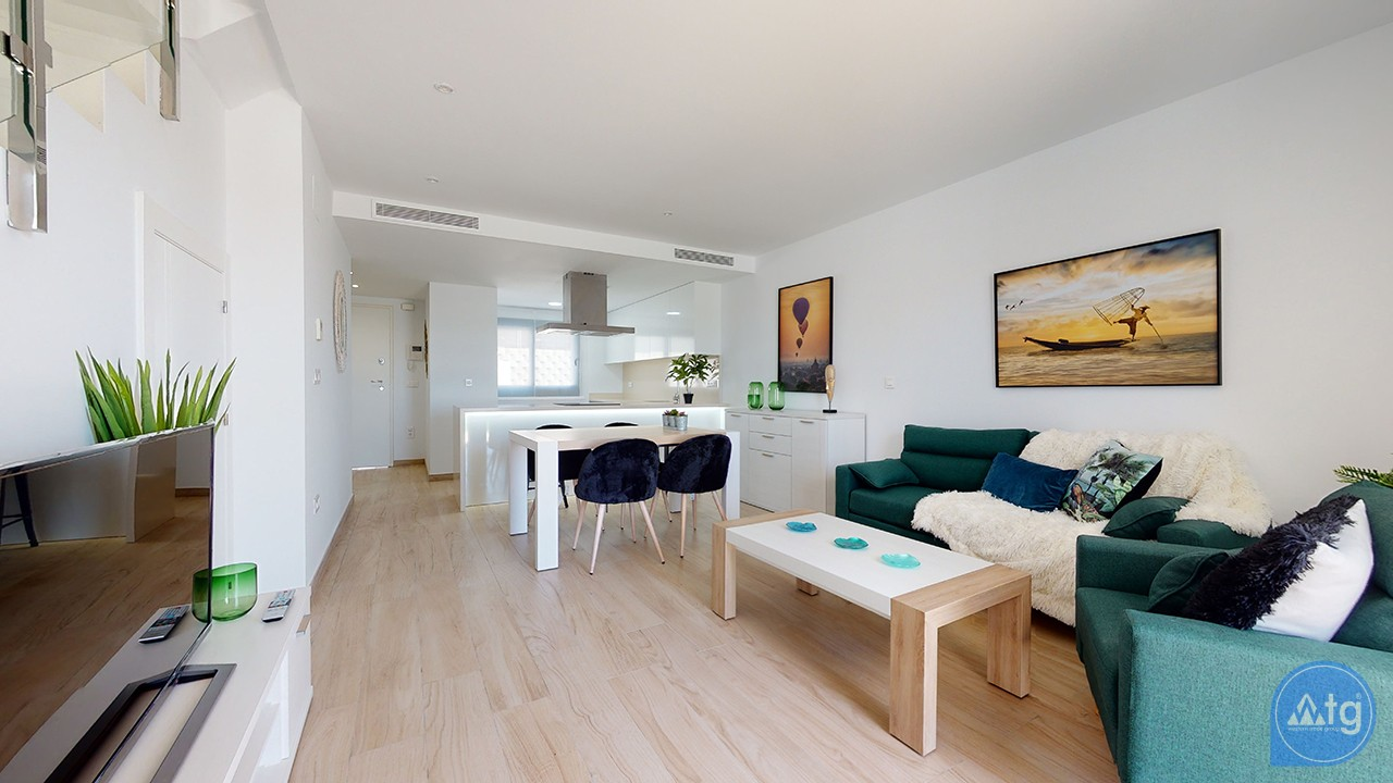 4 bedroom Apartment in Torrevieja - AG4280 - 4