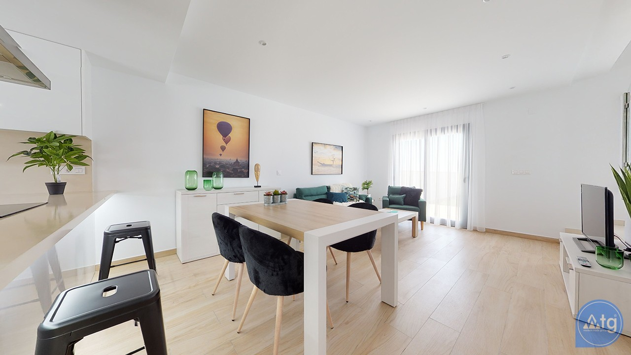 4 bedroom Apartment in Torrevieja - AG4280 - 5