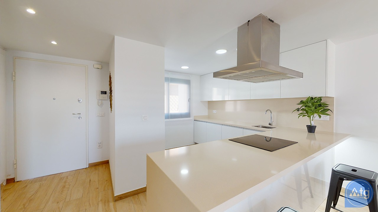 4 bedroom Apartment in Torrevieja - AG4280 - 9