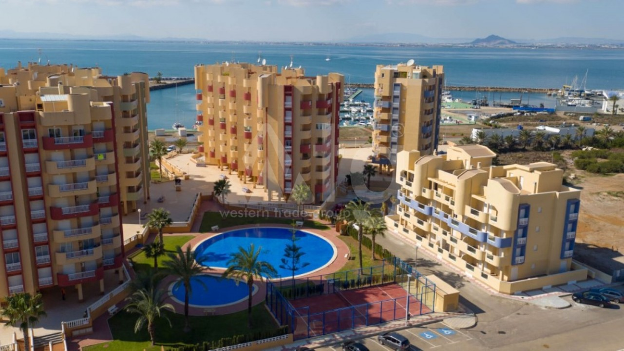 2 bedroom Apartment in Torrevieja - AG5922 - 1