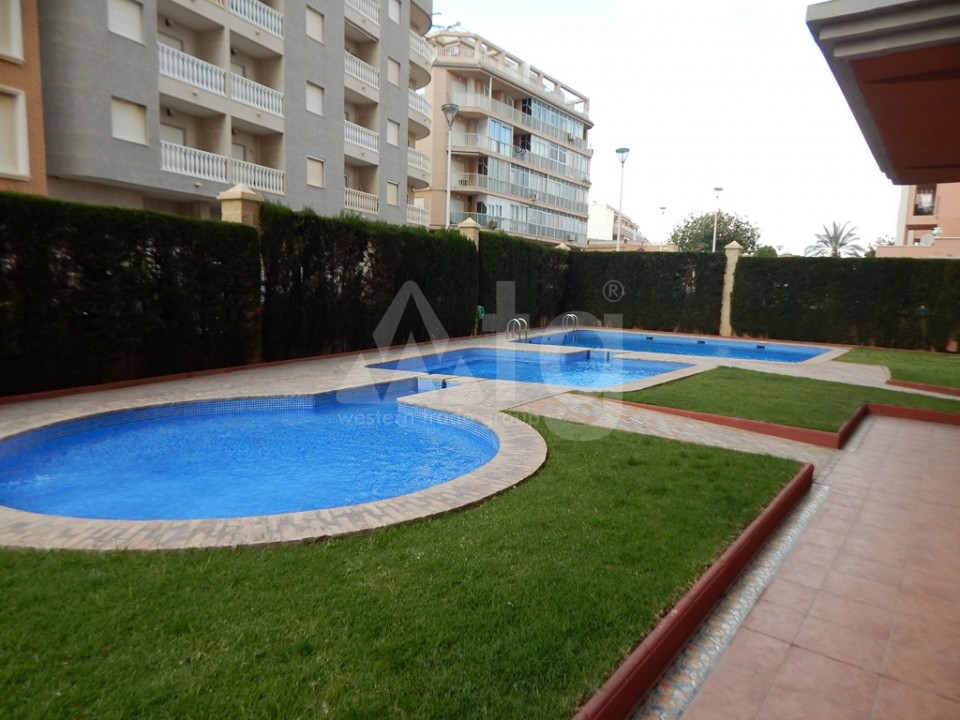 3 bedroom Apartment in Torrevieja  - AG9178 - 3