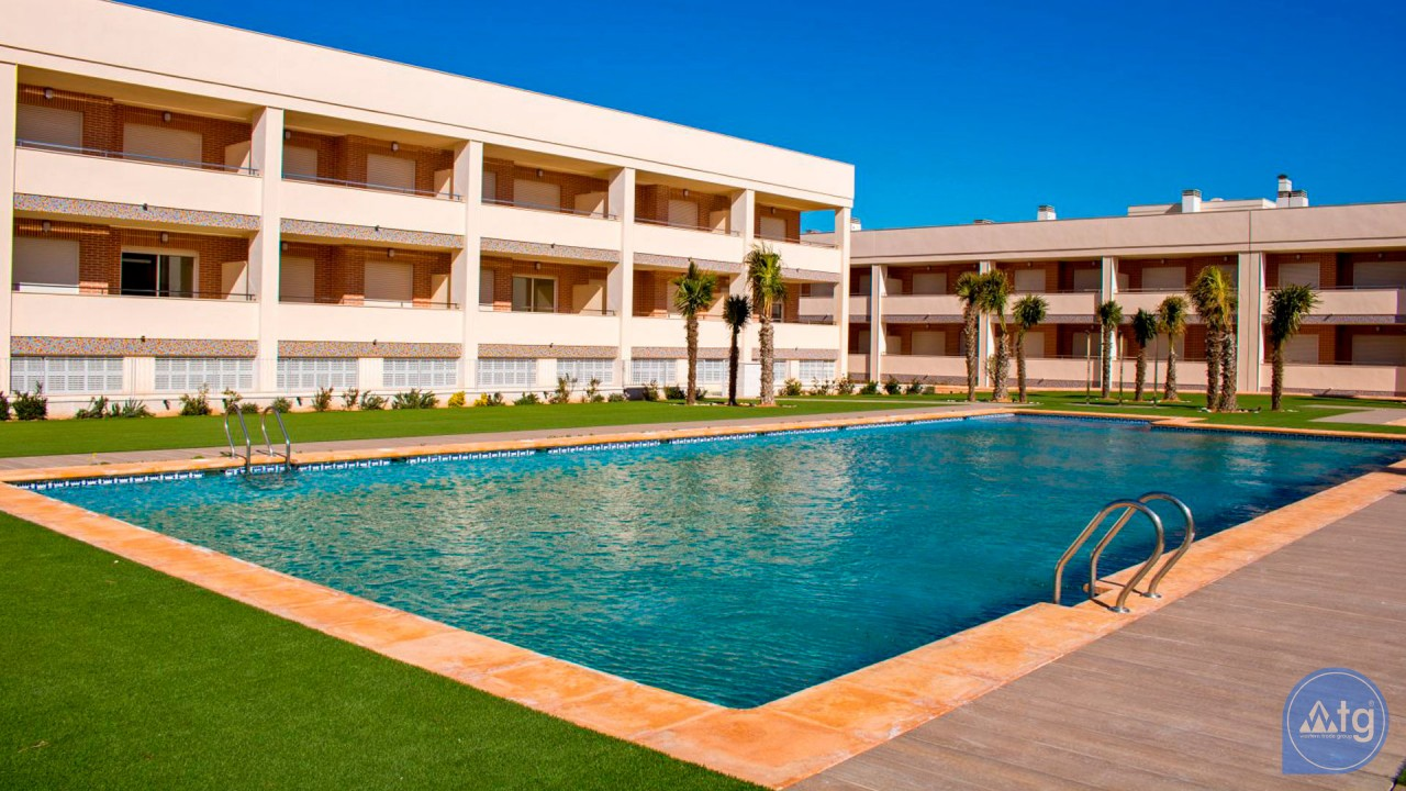 3 bedroom Apartment in Torrevieja - AG2840 - 1